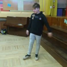 Kendama sacensības Durbes skolā